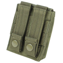 Emt Glove Pouch - Coyote Brown - Molle Pouches And Accessories - Condor Outdoor - Colonel Mustard