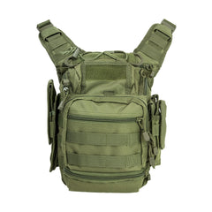 First Responders Utility Bag - Green - Back Packs - Vism - Colonel Mustard