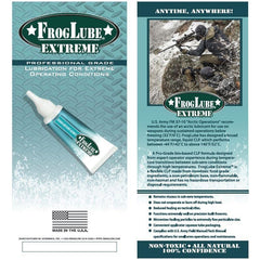 Froglube Extreme - 1.5 Oz Squeeze Tube - Cleaning - Froglube - Colonel Mustard