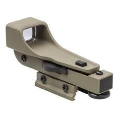 Gen 2 Dp Red Dot Reflex Sight Aluminum Weaver Mount - Tan - Dot Sights - Ncstar - Colonel Mustard