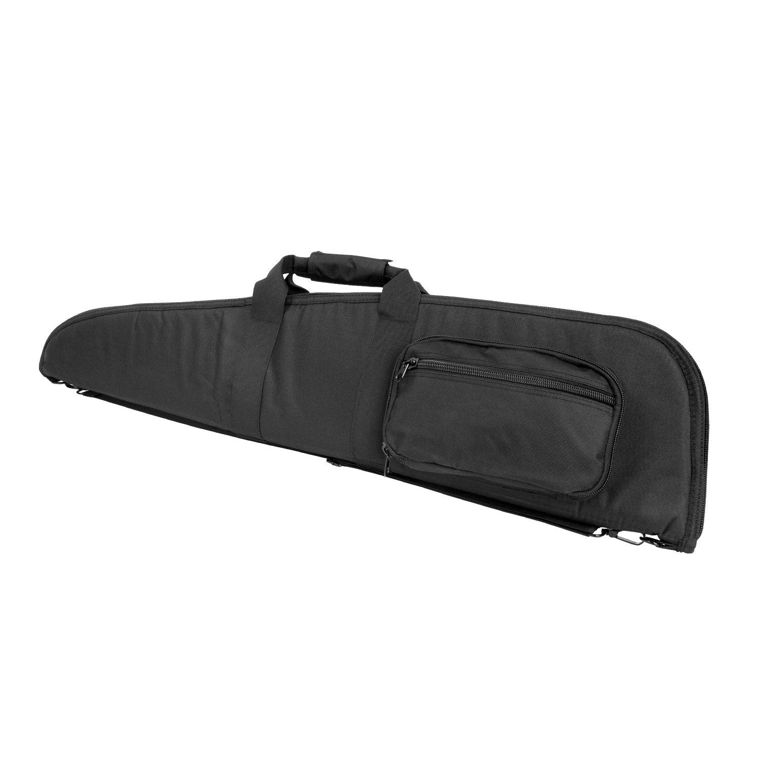 Gun Case (38 Inch X 9 Inch) - Black - Rifle/carbine Cases - Vism - Colonel Mustard