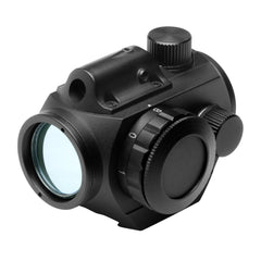 Micro Green Dot Sight With Integrated Red Laser & Advanced Carry Handle Combo - Sight Combos - Vism - Colonel Mustard