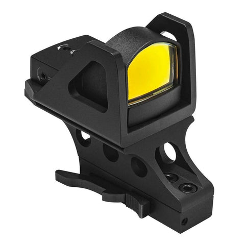 Micro Red Dot Reflex Sight - Keymod Quick Release - Dot Sights - Vism - Colonel Mustard