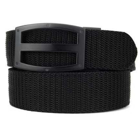 Nexbelt Titan Tactical Ratchet Gun Belt - Black - Comp-Tac - Holsters And Scabbards - Comp-Tac - Colonel Mustard