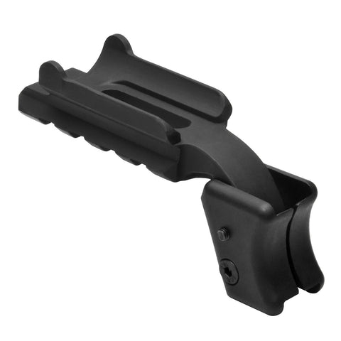 Pistol Accessory Rail Adapter - Beretta 92 - Mounting Systems - Ncstar - Colonel Mustard