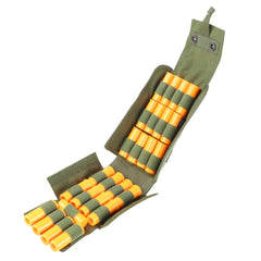 Shotgun Reload Pouch - Olive Drab - Molle Pouches And Accessories - Condor Outdoor - Colonel Mustard