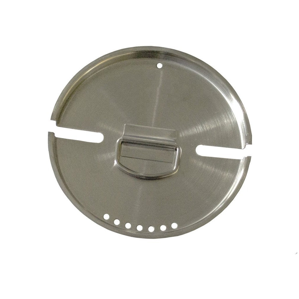 Stainless Steel Cup Lid - Pathfinder - Outdoor Equipment - Self Reliance Outfitters - Colonel Mustard