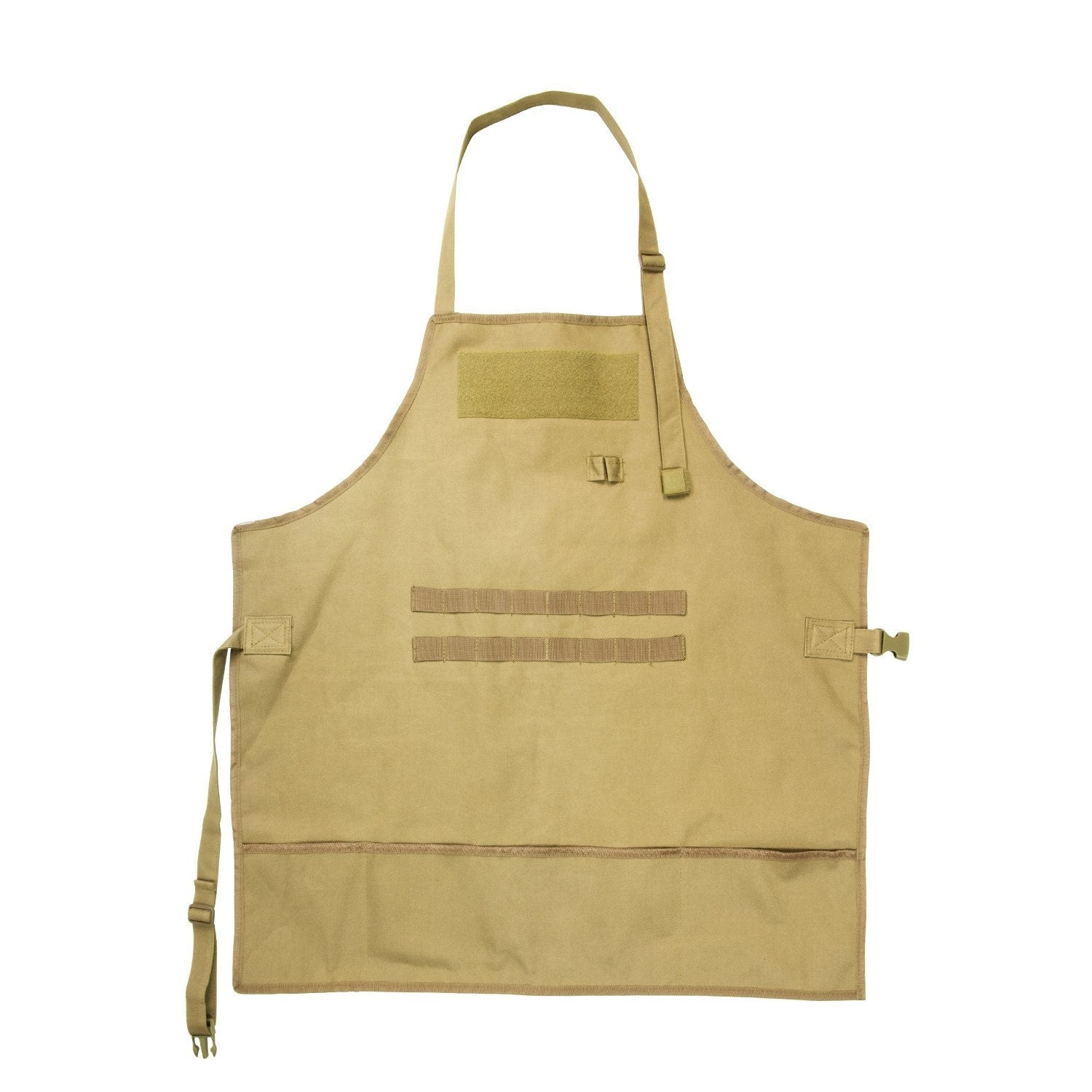 Tactical Apron - Tan - Accessories/tools - Vism - Colonel Mustard