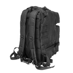 Tactical Backpack - Black - Back Packs - Vism - Colonel Mustard