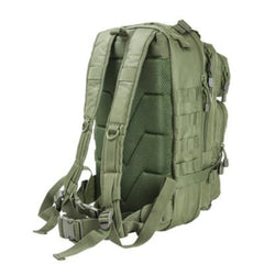 Tactical Backpack - Green - Back Packs - Vism - Colonel Mustard