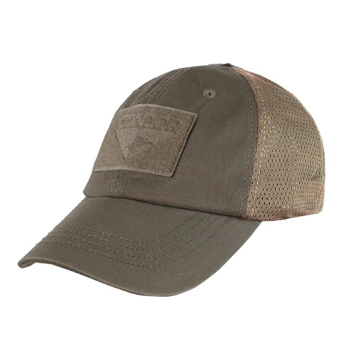 Tactical Cap Mesh Back - Brown - Clothing - Condor Outdoor - Colonel Mustard