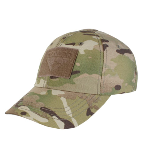 Tactical Cap - Multicam - Clothing - Condor Outdoor - Colonel Mustard