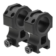 Tactical Series 30Mm Or 1 Inch Scope Rings - Weaver 1.5 - Scope Rings - Vism - Colonel Mustard