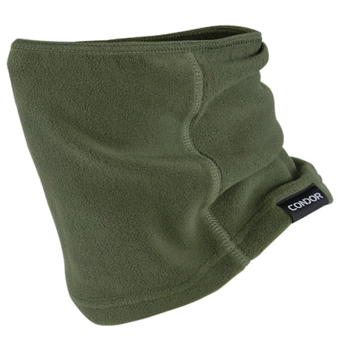 Thermo Neck Gaiter - Olive Drab - Clothing - Condor Outdoor - Colonel Mustard