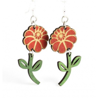 Emy Flower Earrings