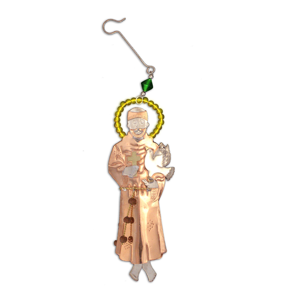 St. Francis Ornament