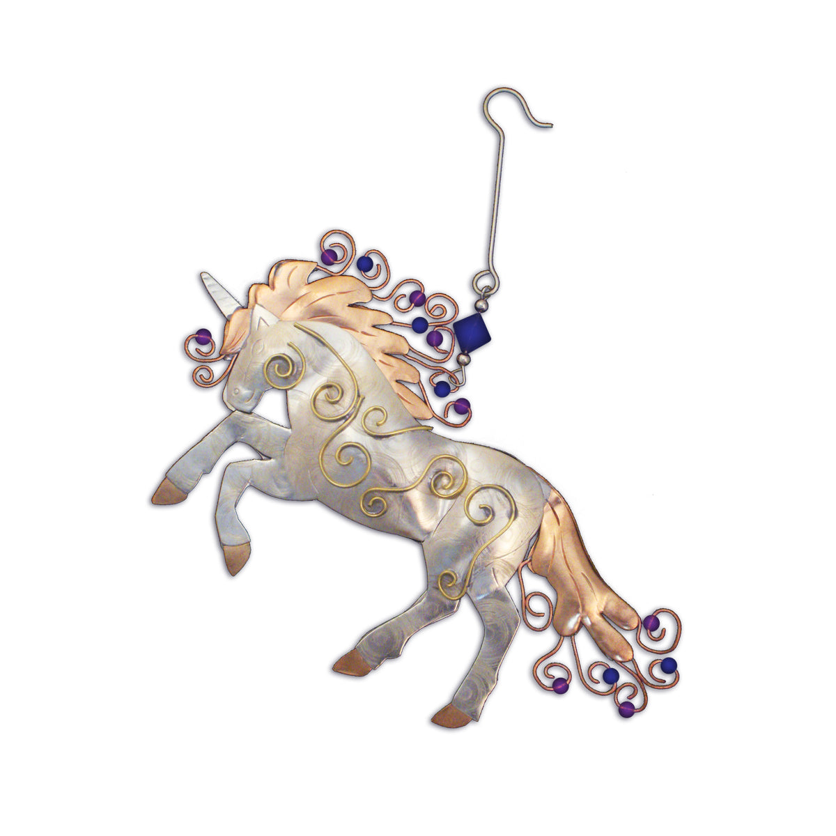 Proud Unicorn Ornament