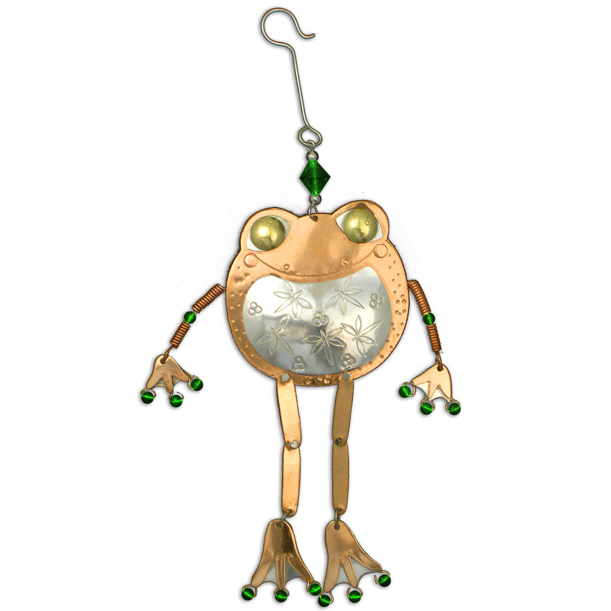Frogger Ornament