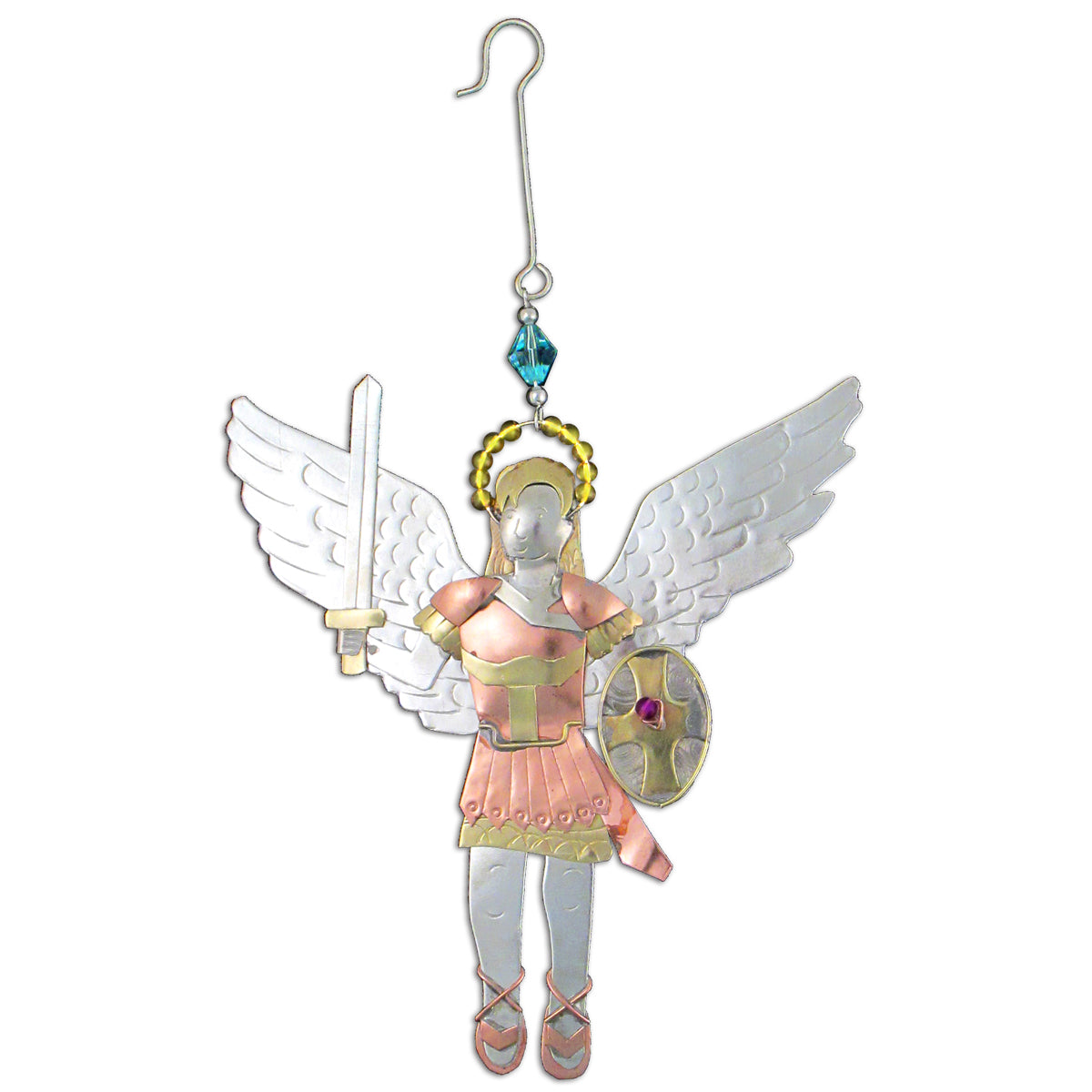 Archangel Michael Ornament