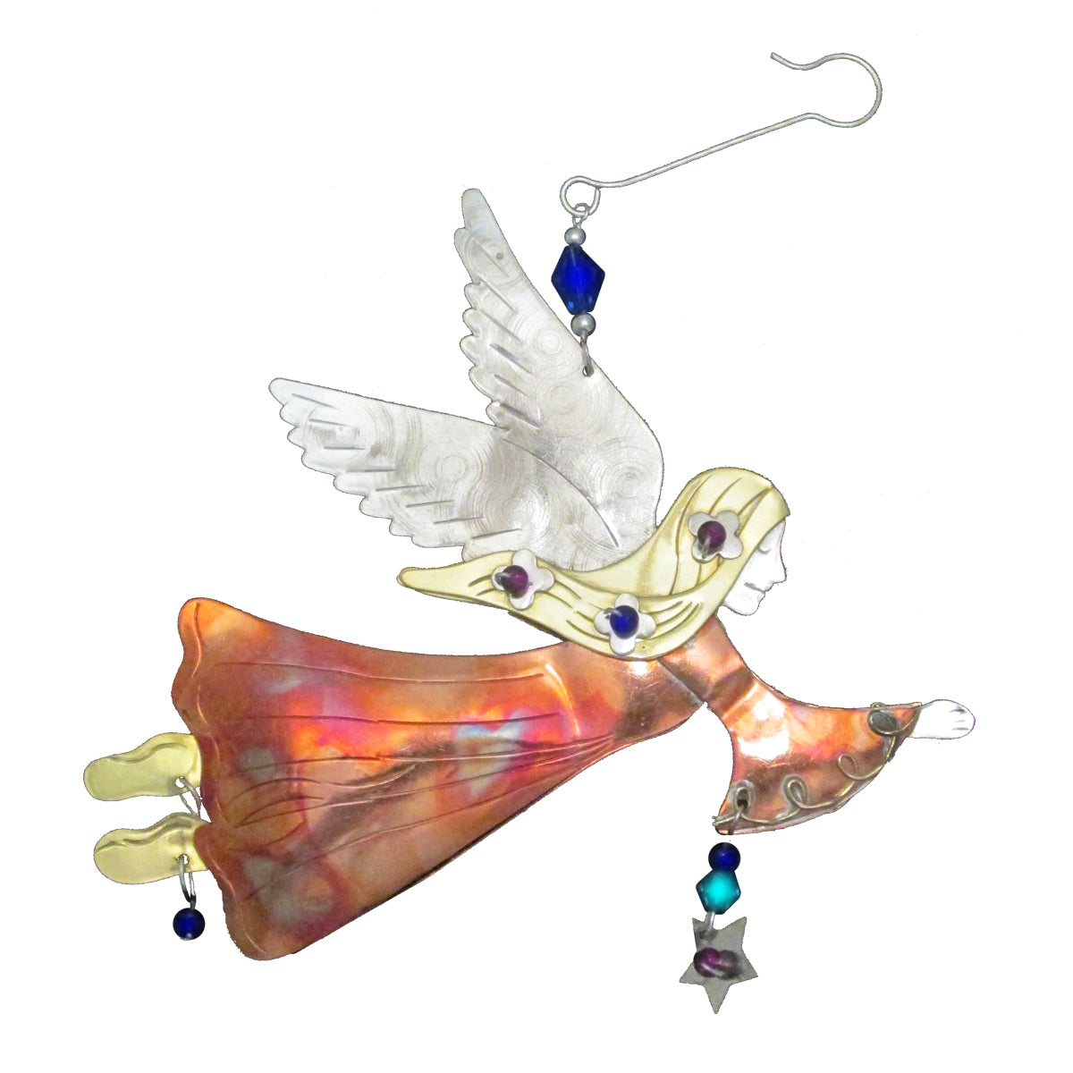 Free Spirit Angel Ornament