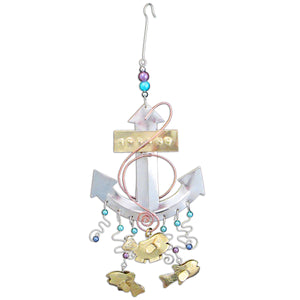 Anchors away  Ornament