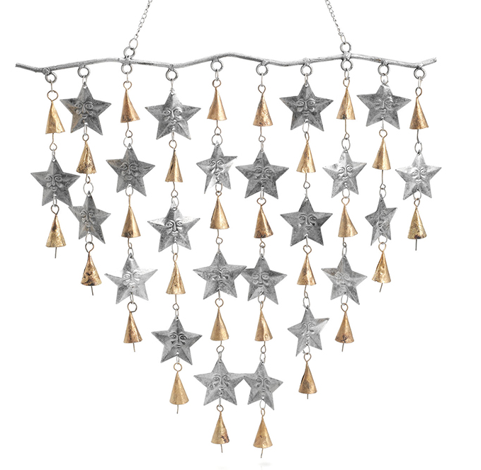 Constellation Wind Chimes