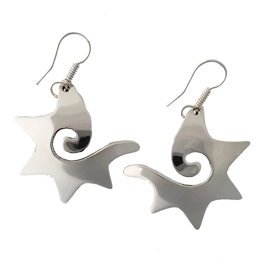 AlterNatives Caracoal Earrings