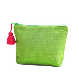 Green Tassel Bag