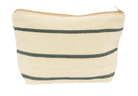 Natural Dye Medium Cosmetic Bag