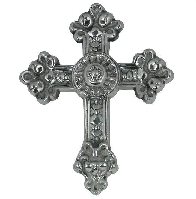 Baroque Mexican Cross