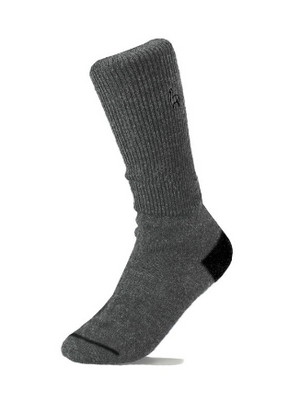 Solid Color Alpaca Socks