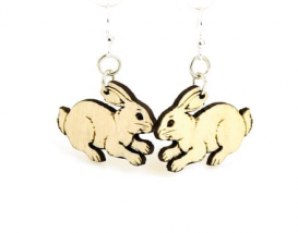 Bunny Earrings