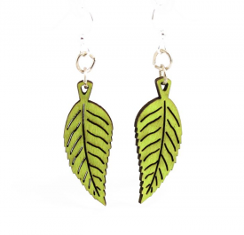Plant leaf blossom Earrings