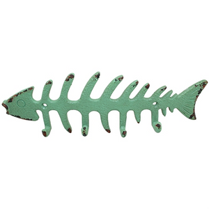 Fish Skeleton Wall Hook