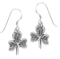Clover Dangle Earrings