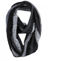 Load image into Gallery viewer, Boucle Alpaca Infinity Scarf