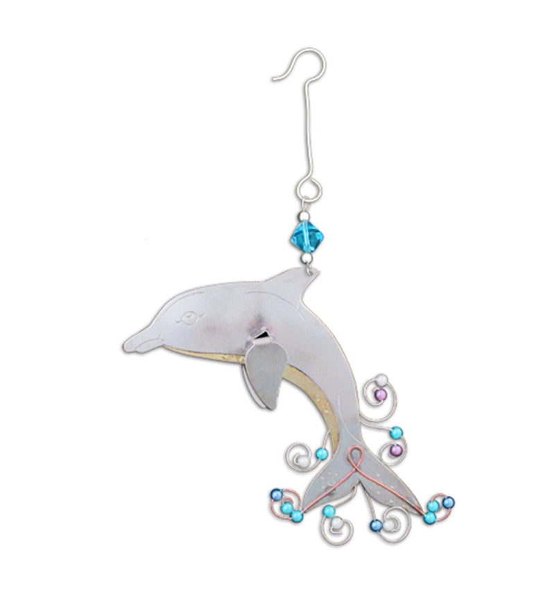 Dante Dolphin Ornament
