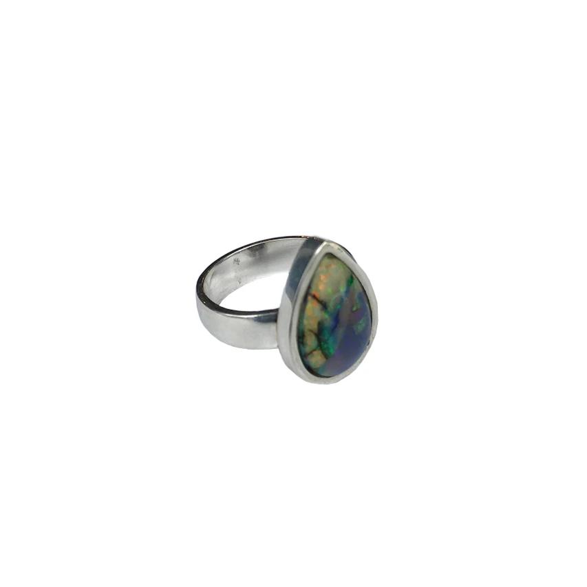 Matrix Opal Ring