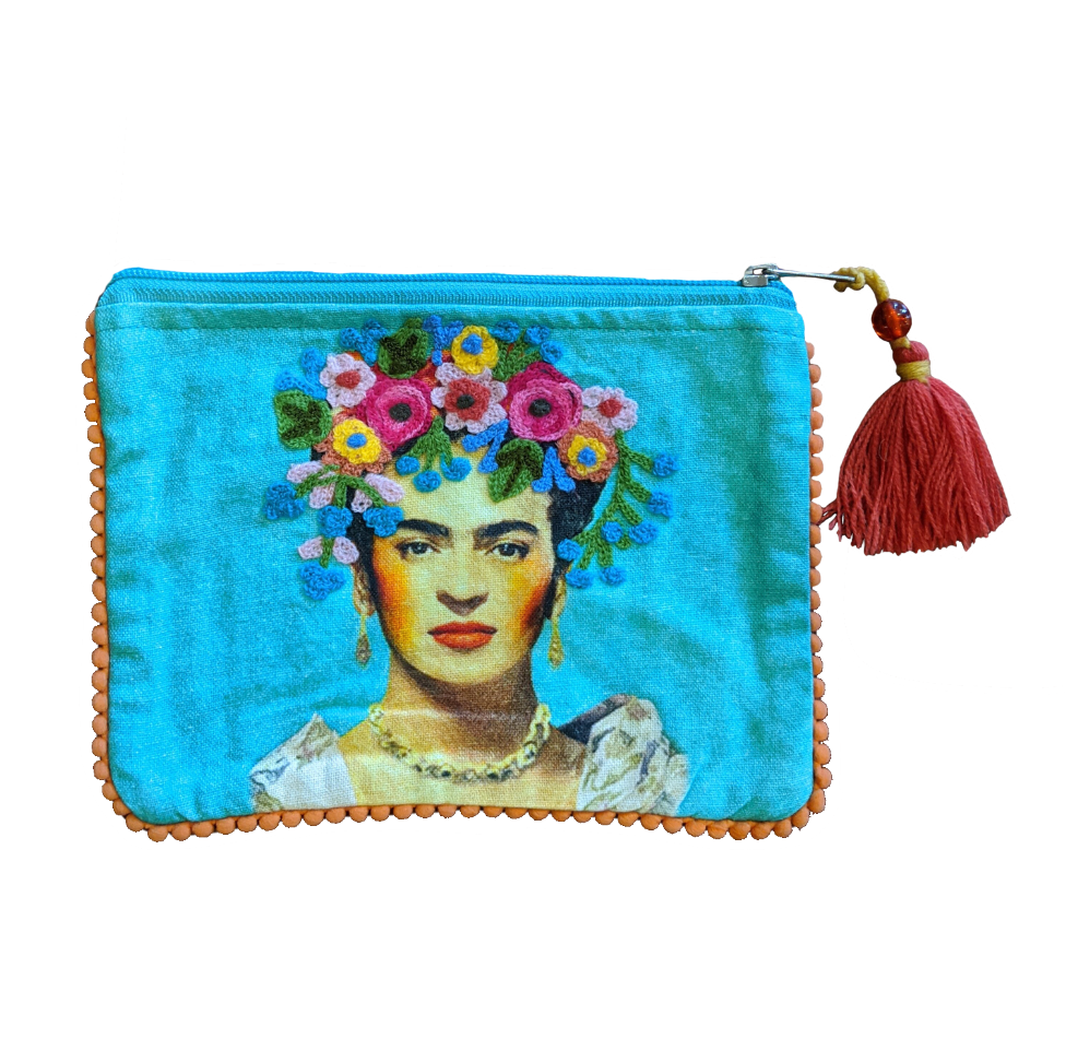 Stunning Frida Sanctuary Pouch