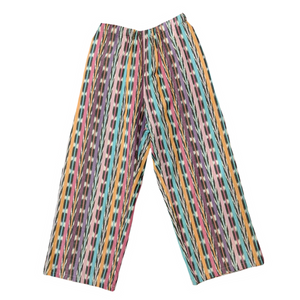 Guatemalan Spring Cotton Pants