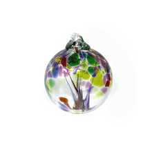 Load image into Gallery viewer, Glass Tree Ornament 2""