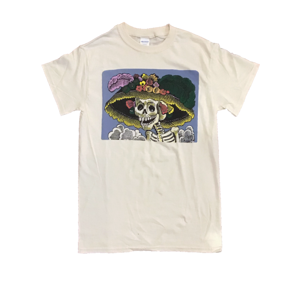 Catrina Multicolor Natural T-shirt