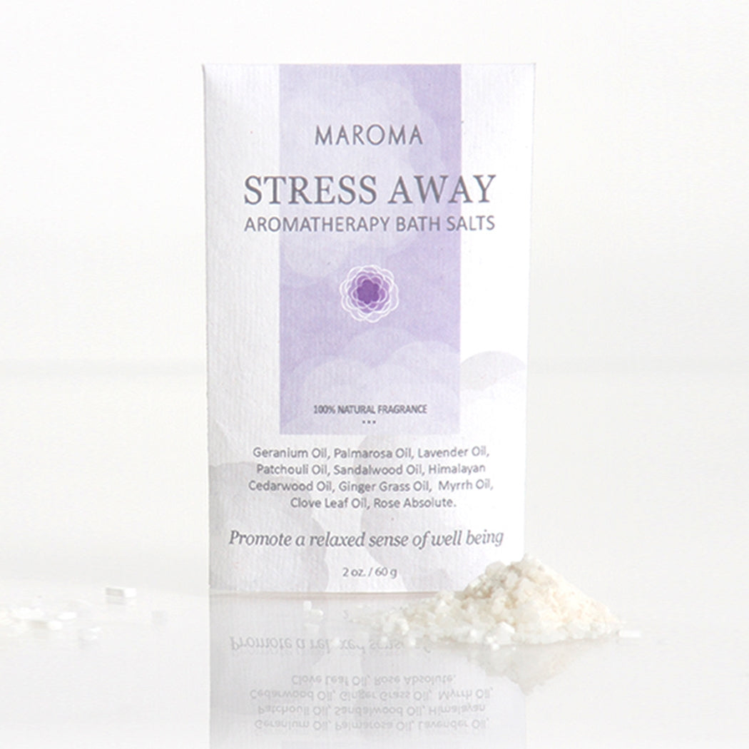 Aromatherapy Bath Salts-Stress Away