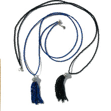 Load image into Gallery viewer, Beaded Tassel Necklace