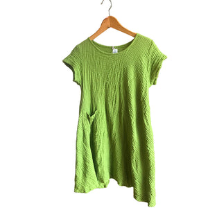 Grass Thai Cotton Sun Dress