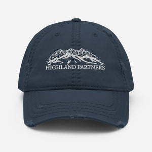 Distressed Dad Hat, HSP