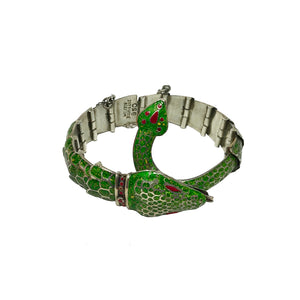Margot de Taxco Serpent Bracelet