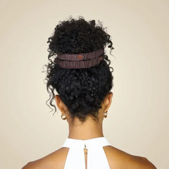 Four Packs of Afro Puff Scrunchies