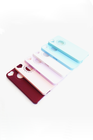 Heart Lace Case