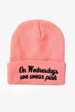 Wednesdays Beanie